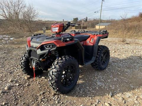 2020 Polaris Sportsman 850 Premium Trail Package in Claysville, Pennsylvania - Photo 2