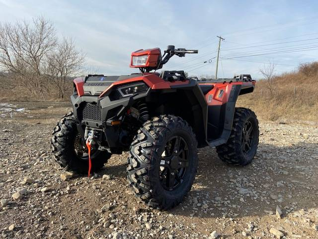 2020 Polaris Sportsman 850 Premium Trail Package in Claysville, Pennsylvania - Photo 6