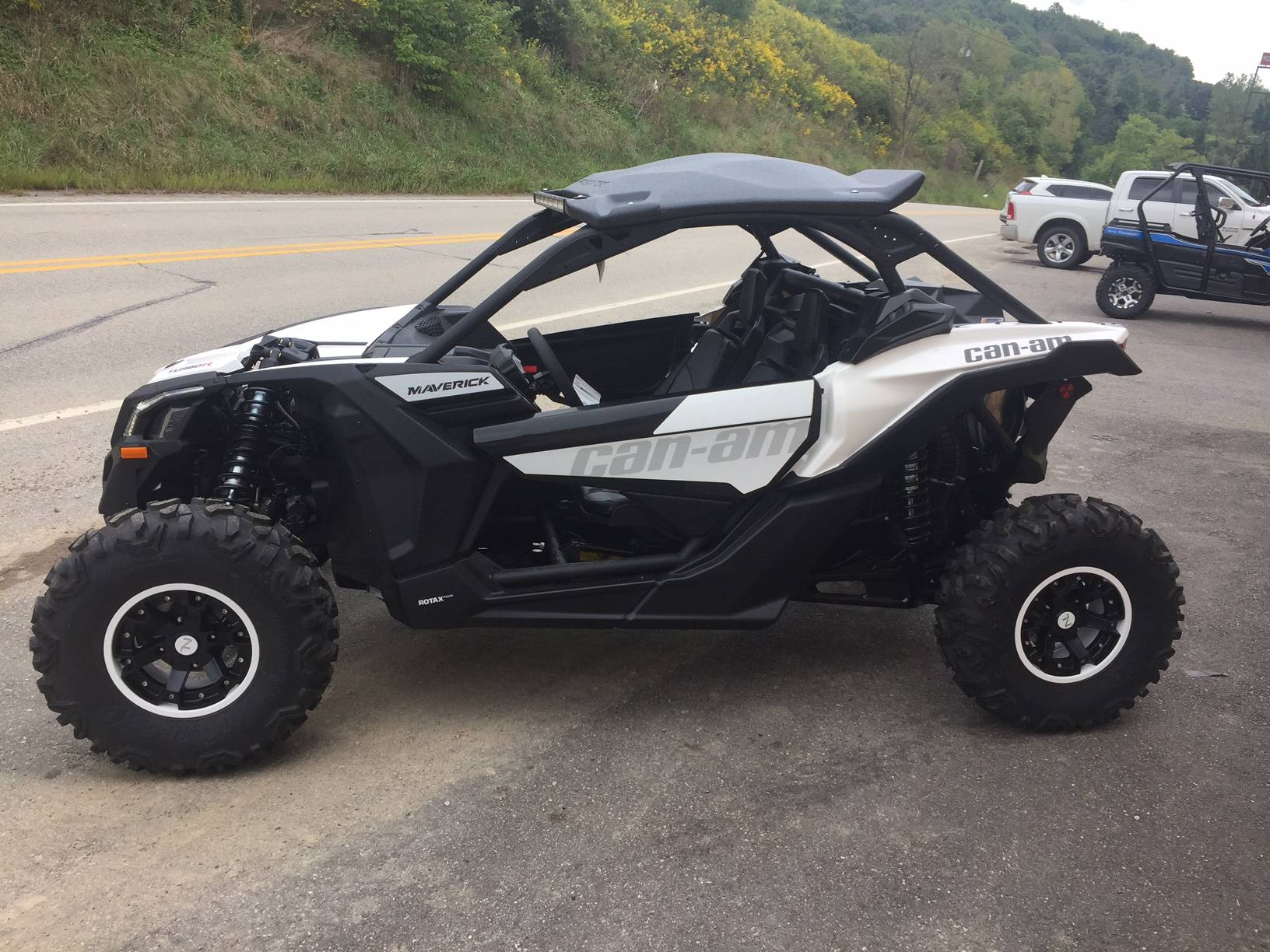 2019 Can-Am Maverick X3 Turbo R in Claysville, Pennsylvania - Photo 1