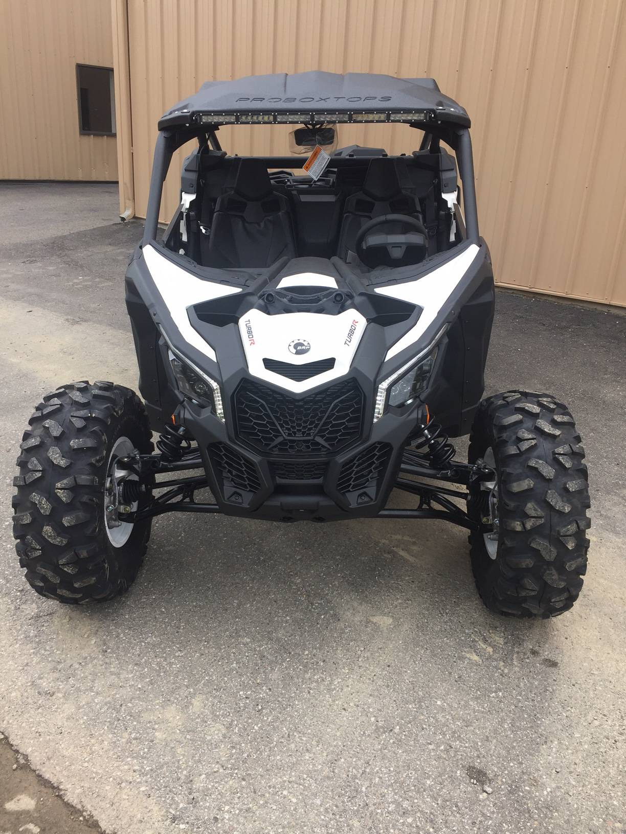 2019 Can-Am Maverick X3 Turbo R in Claysville, Pennsylvania - Photo 2