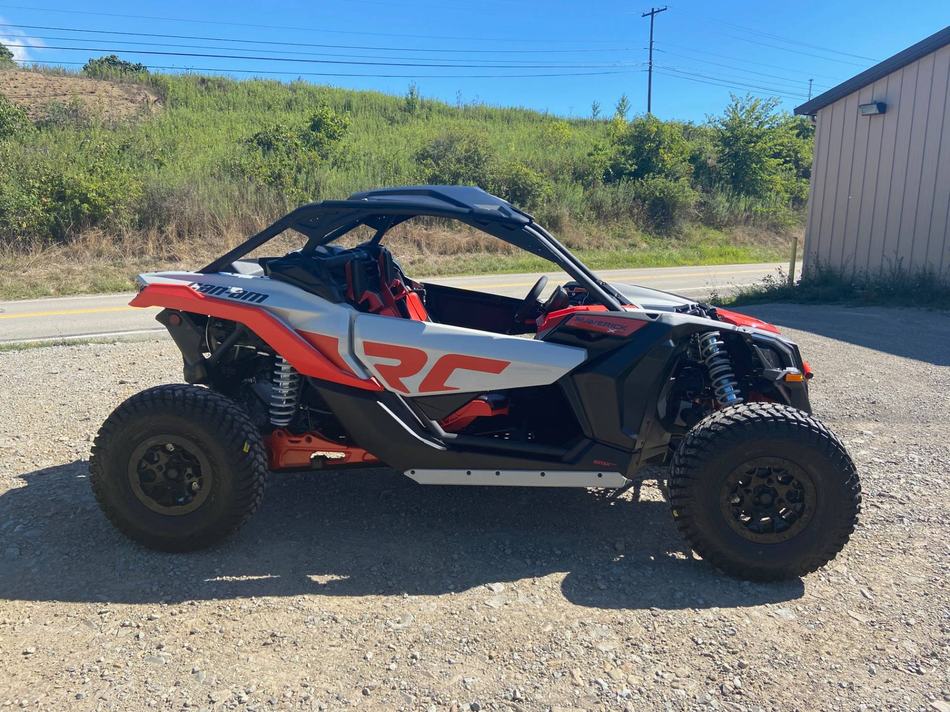 2021 Can-Am Maverick X3 X RC Turbo in Claysville, Pennsylvania - Photo 3