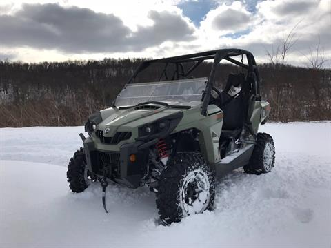 2018 Can-Am Commander DPS 1000R in Claysville, Pennsylvania