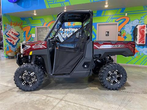 2021 Polaris Ranger XP 1000 Premium in Claysville, Pennsylvania - Photo 2