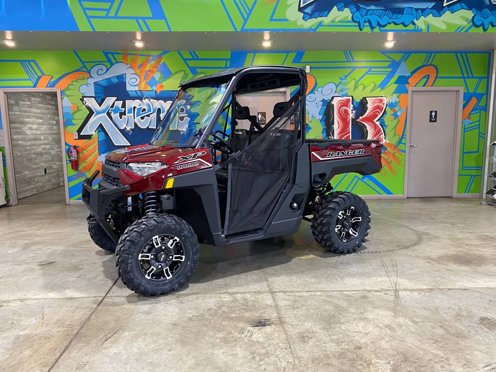2021 Polaris Ranger XP 1000 Premium in Claysville, Pennsylvania - Photo 1