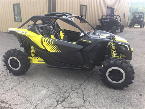 2018 Can-Am Maverick X3 X MR Turbo in Claysville, Pennsylvania