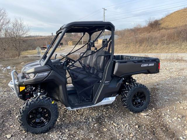 2020 Can-Am Defender XT-P HD10 in Claysville, Pennsylvania - Photo 1