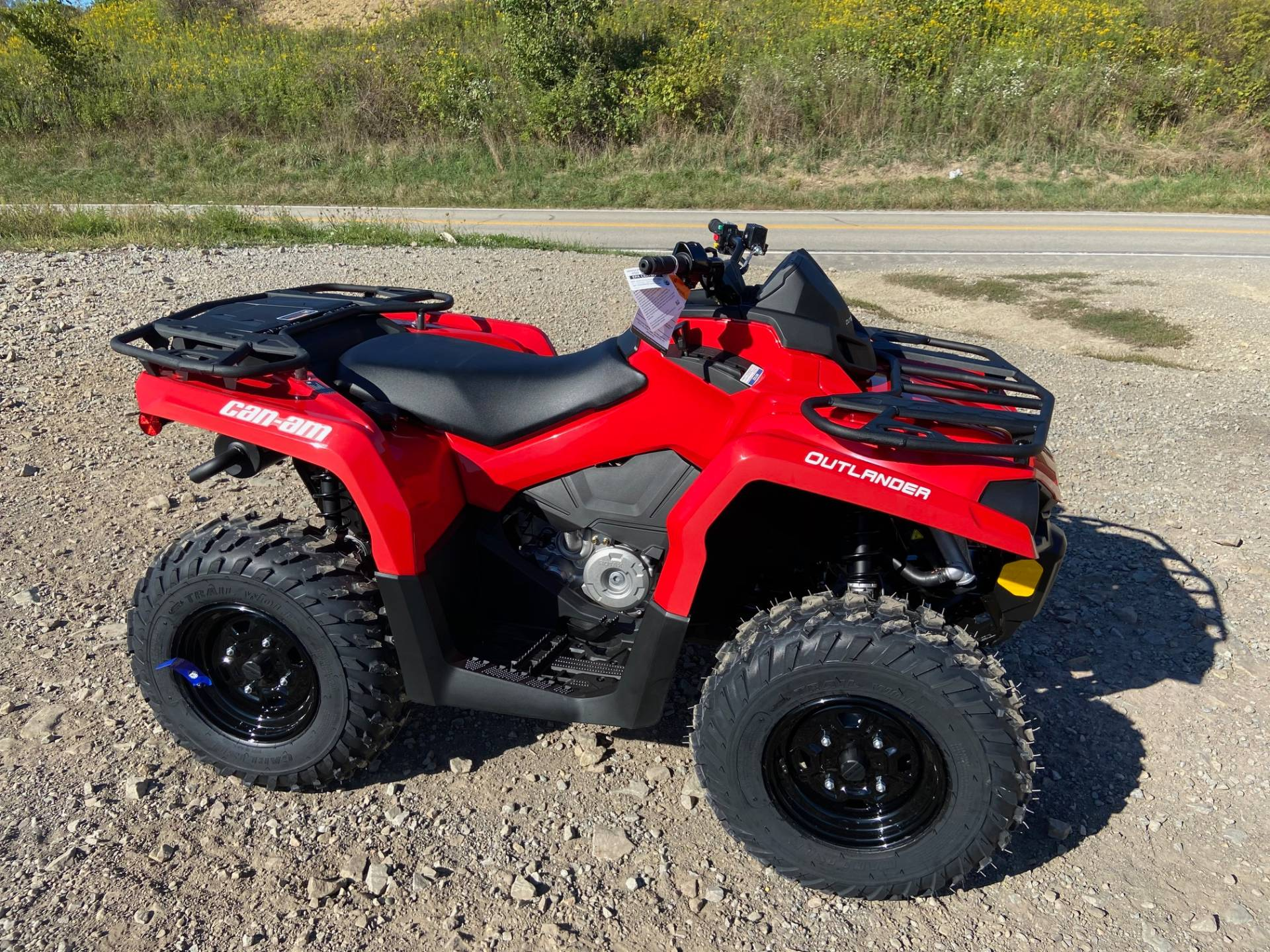 2021 Can-Am Outlander 450 in Claysville, Pennsylvania - Photo 1