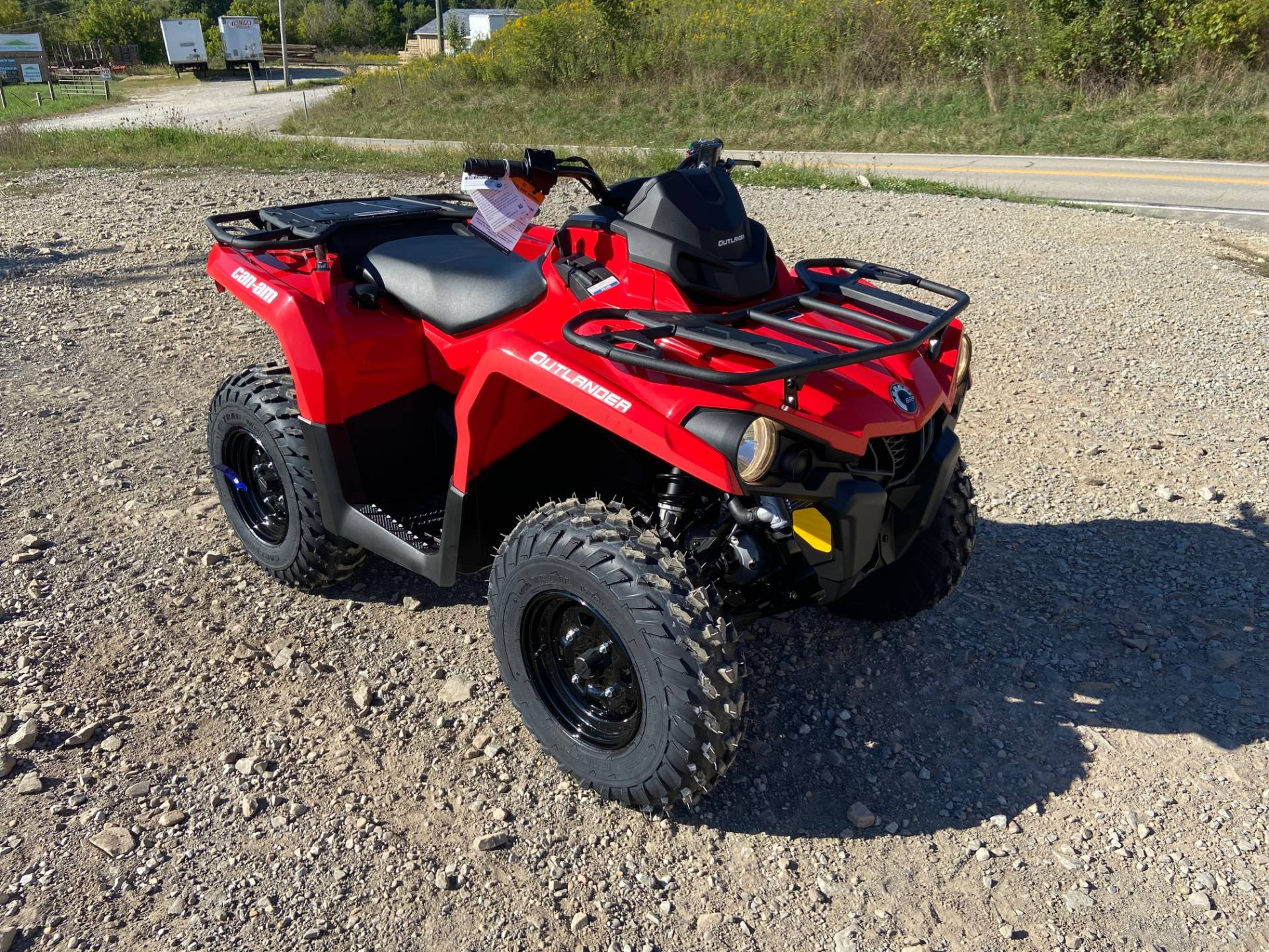 2021 Can-Am Outlander 450 in Claysville, Pennsylvania - Photo 2