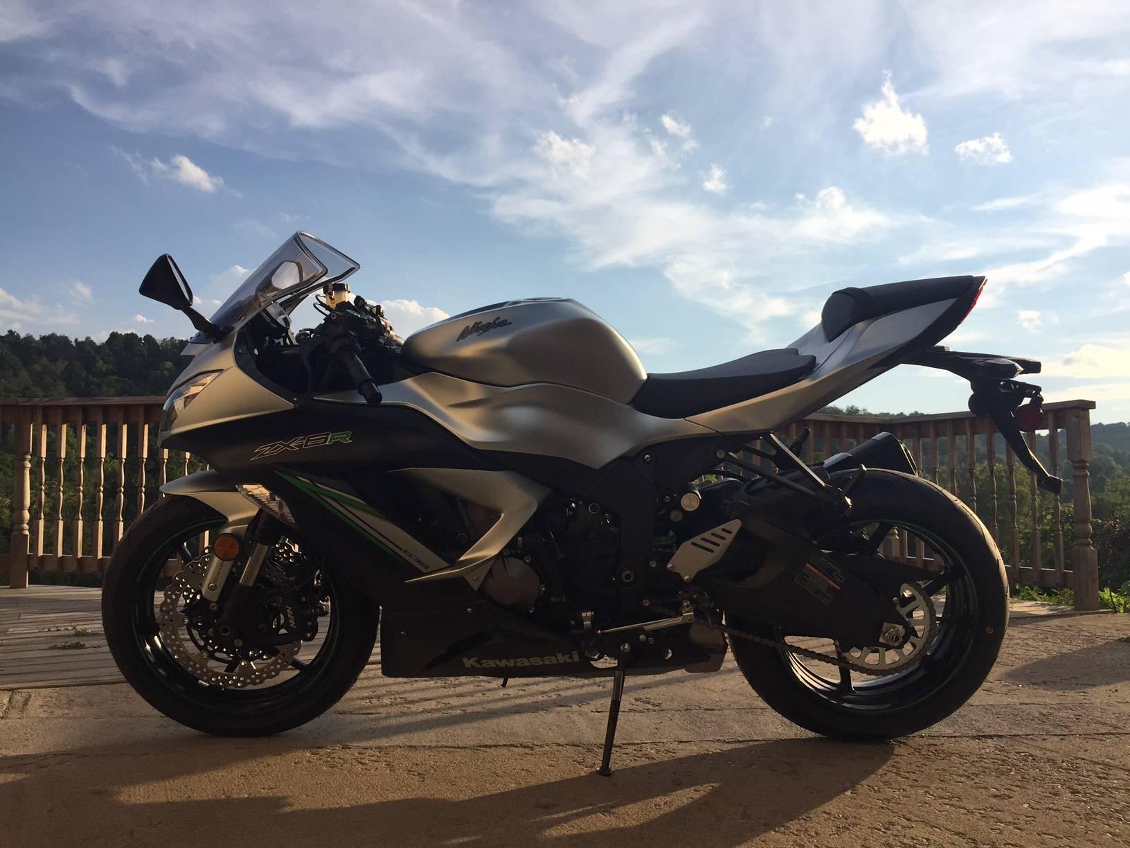 2018 Kawasaki Ninja ZX-6R ABS 2