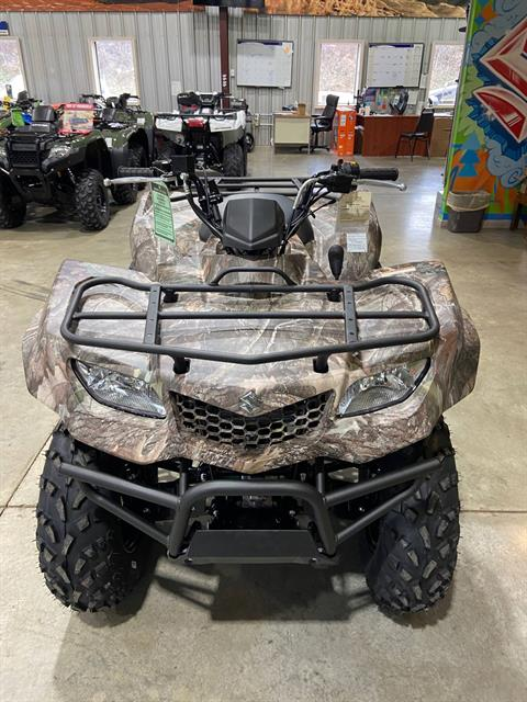 2021 Suzuki KingQuad 400ASi Camo in Claysville, Pennsylvania - Photo 6