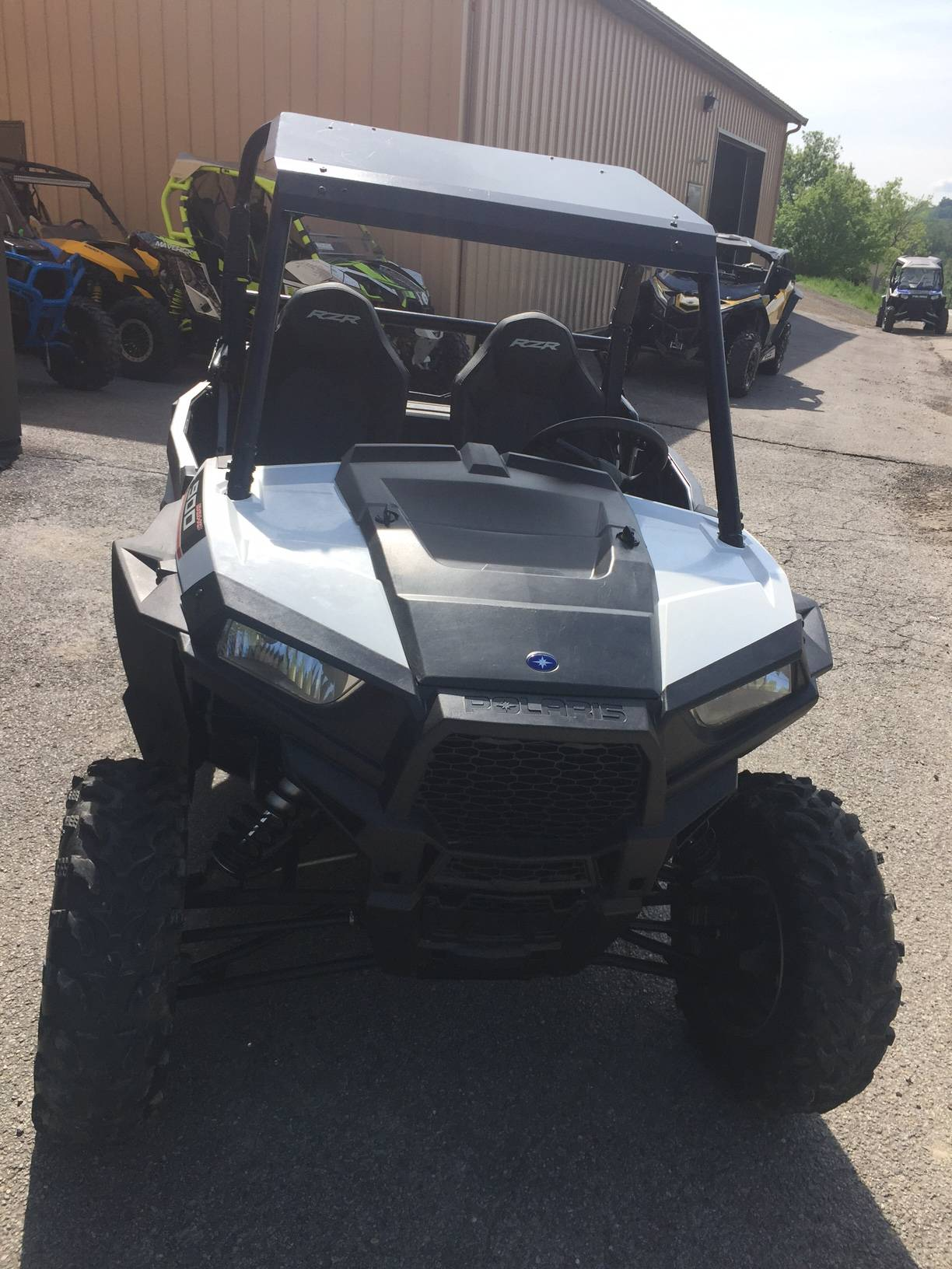 2015 Polaris RZR® S 900 in Claysville, Pennsylvania