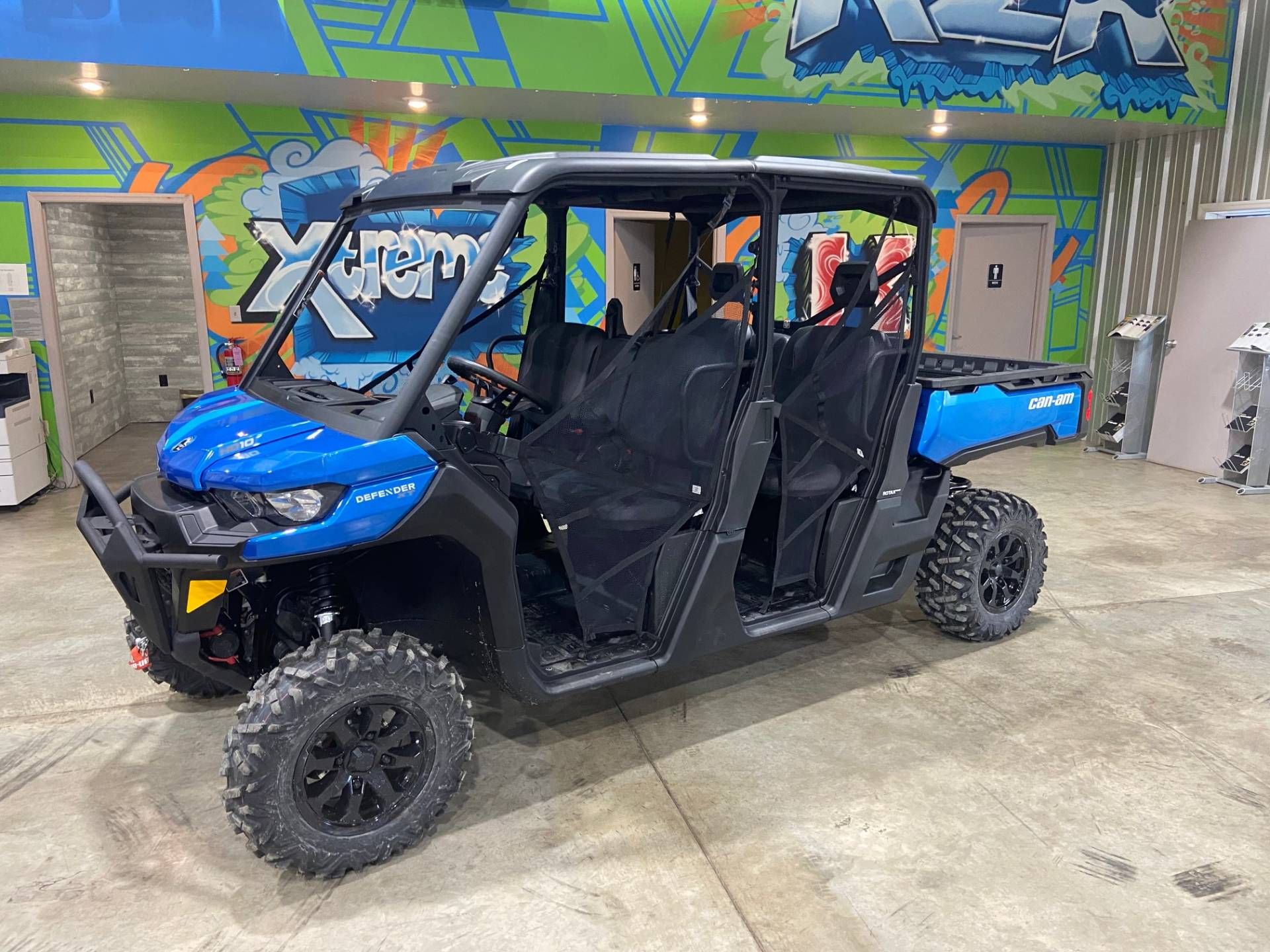 2021 Can-Am Defender MAX XT HD10 in Claysville, Pennsylvania - Photo 1