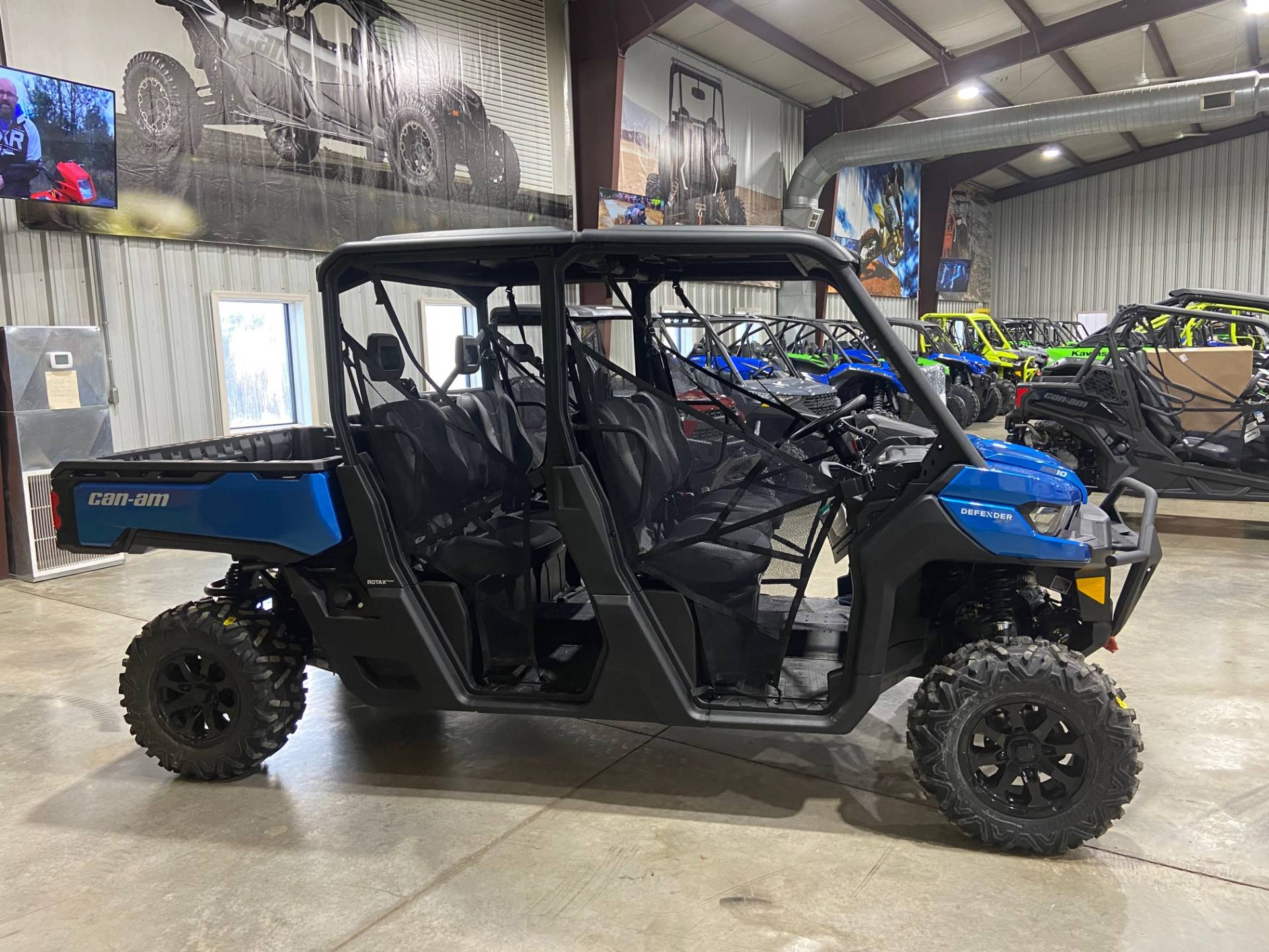 2021 Can-Am Defender MAX XT HD10 in Claysville, Pennsylvania - Photo 2