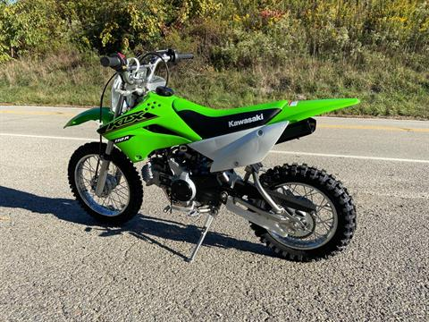 2021 Kawasaki KLX 110R in Claysville, Pennsylvania - Photo 2