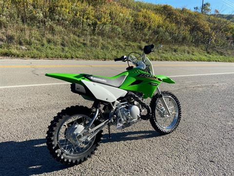 2021 Kawasaki KLX 110R in Claysville, Pennsylvania - Photo 3
