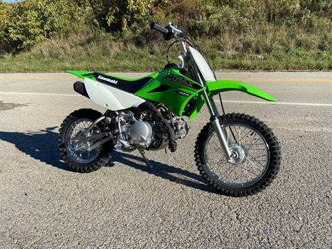 2021 Kawasaki KLX 110R in Claysville, Pennsylvania - Photo 4