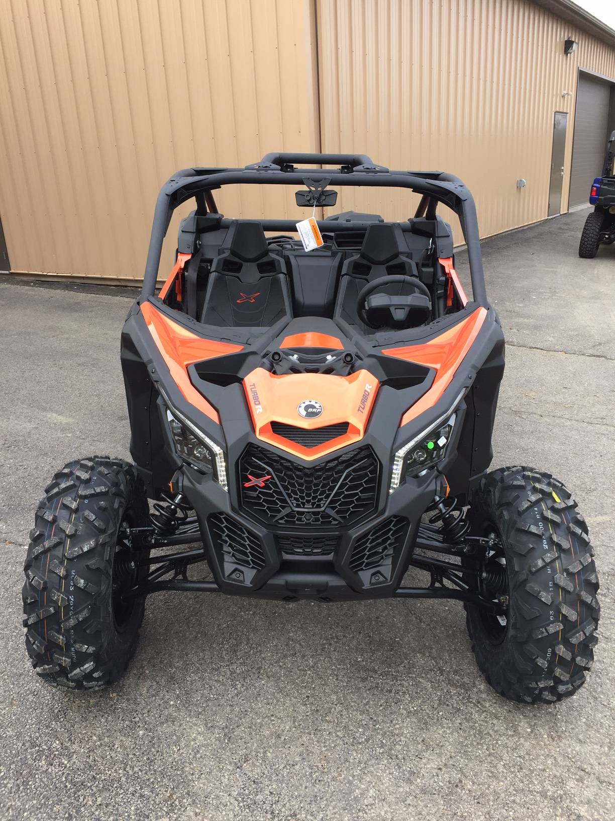 2019 Can-Am Maverick X3 X ds Turbo R in Claysville, Pennsylvania