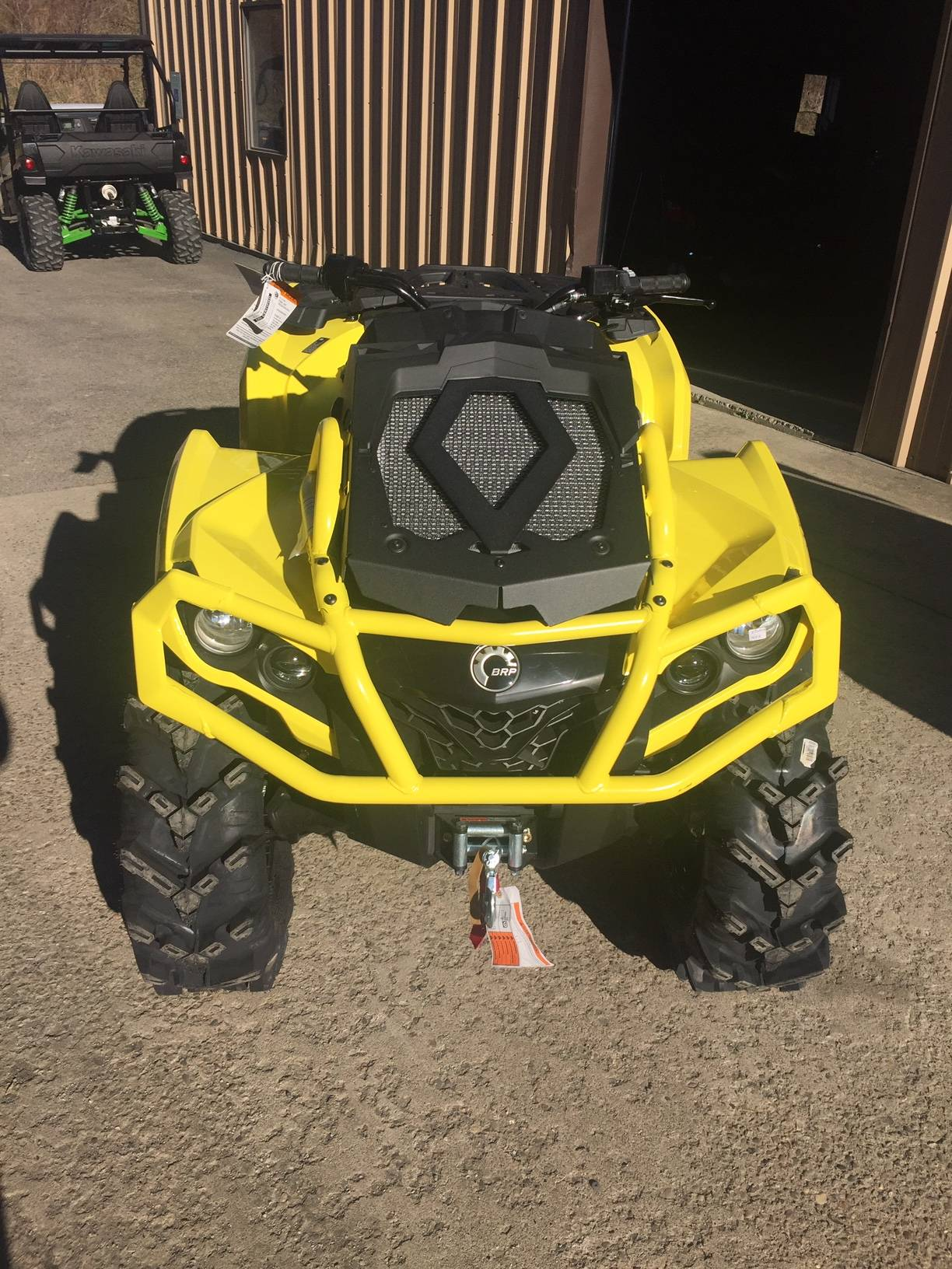 2019 Can-Am Outlander X mr 1000R in Claysville, Pennsylvania - Photo 3
