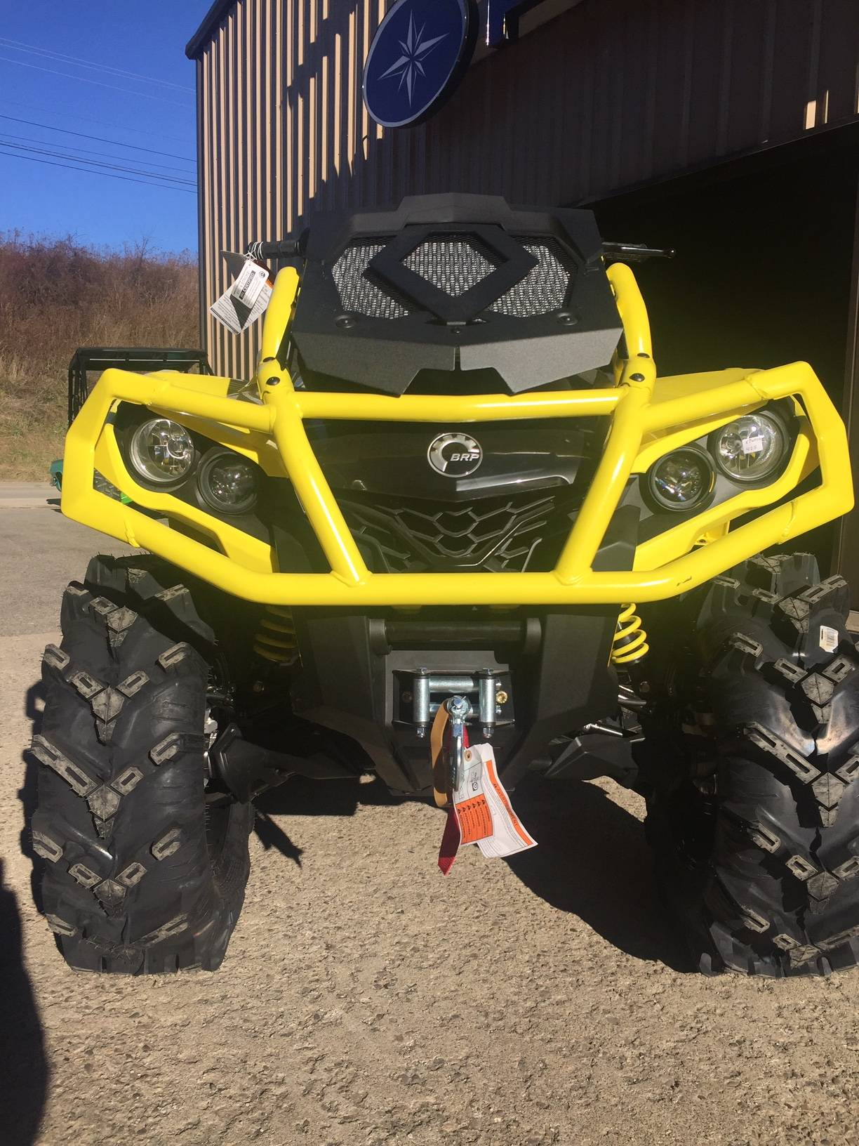 2019 Can-Am Outlander X mr 1000R in Claysville, Pennsylvania - Photo 4