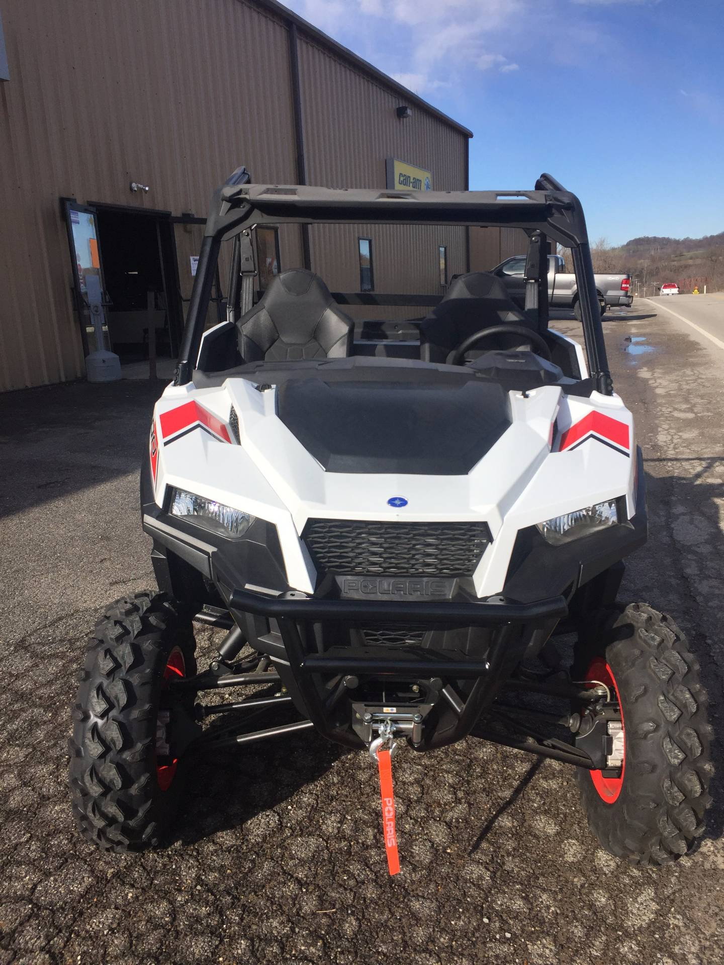 2017 Polaris General 1000 EPS in Claysville, Pennsylvania