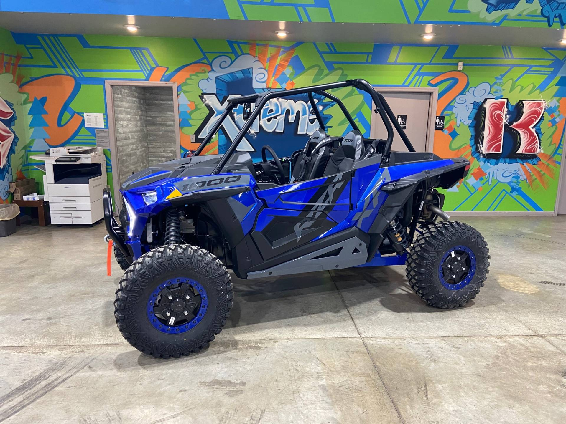 2021 Polaris RZR XP 1000 Trails & Rocks in Claysville, Pennsylvania - Photo 2