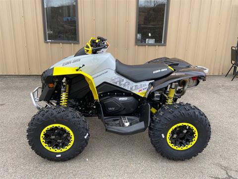 2020 Can-Am Renegade X XC 850 in Claysville, Pennsylvania - Photo 1