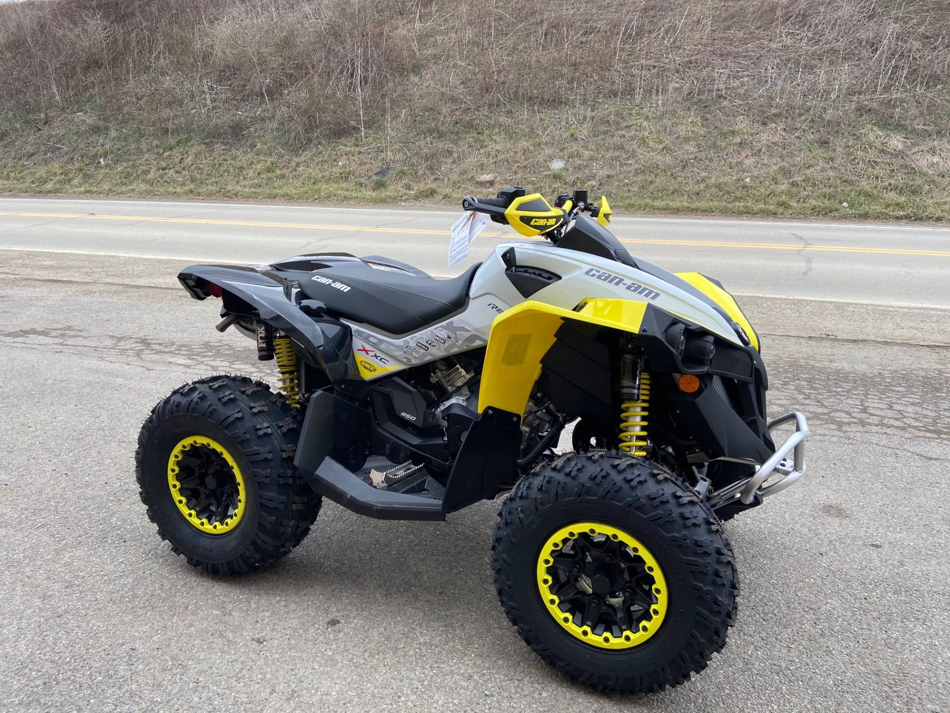 2020 Can-Am Renegade X XC 850 in Claysville, Pennsylvania - Photo 3