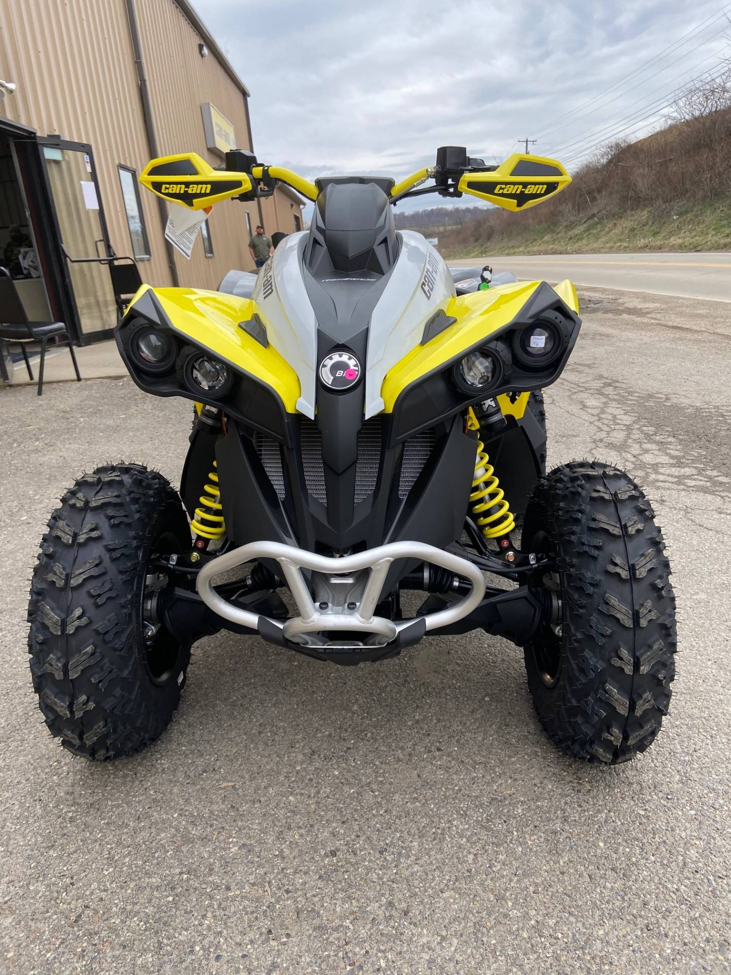2020 Can-Am Renegade X XC 850 in Claysville, Pennsylvania - Photo 5