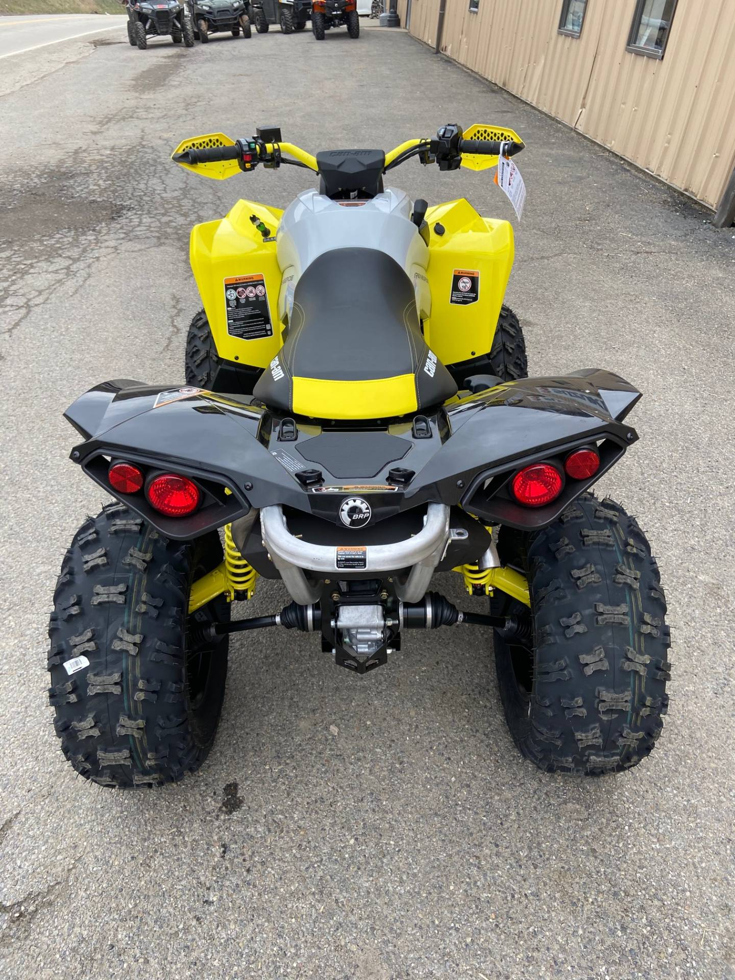 2020 Can-Am Renegade X XC 850 in Claysville, Pennsylvania - Photo 6