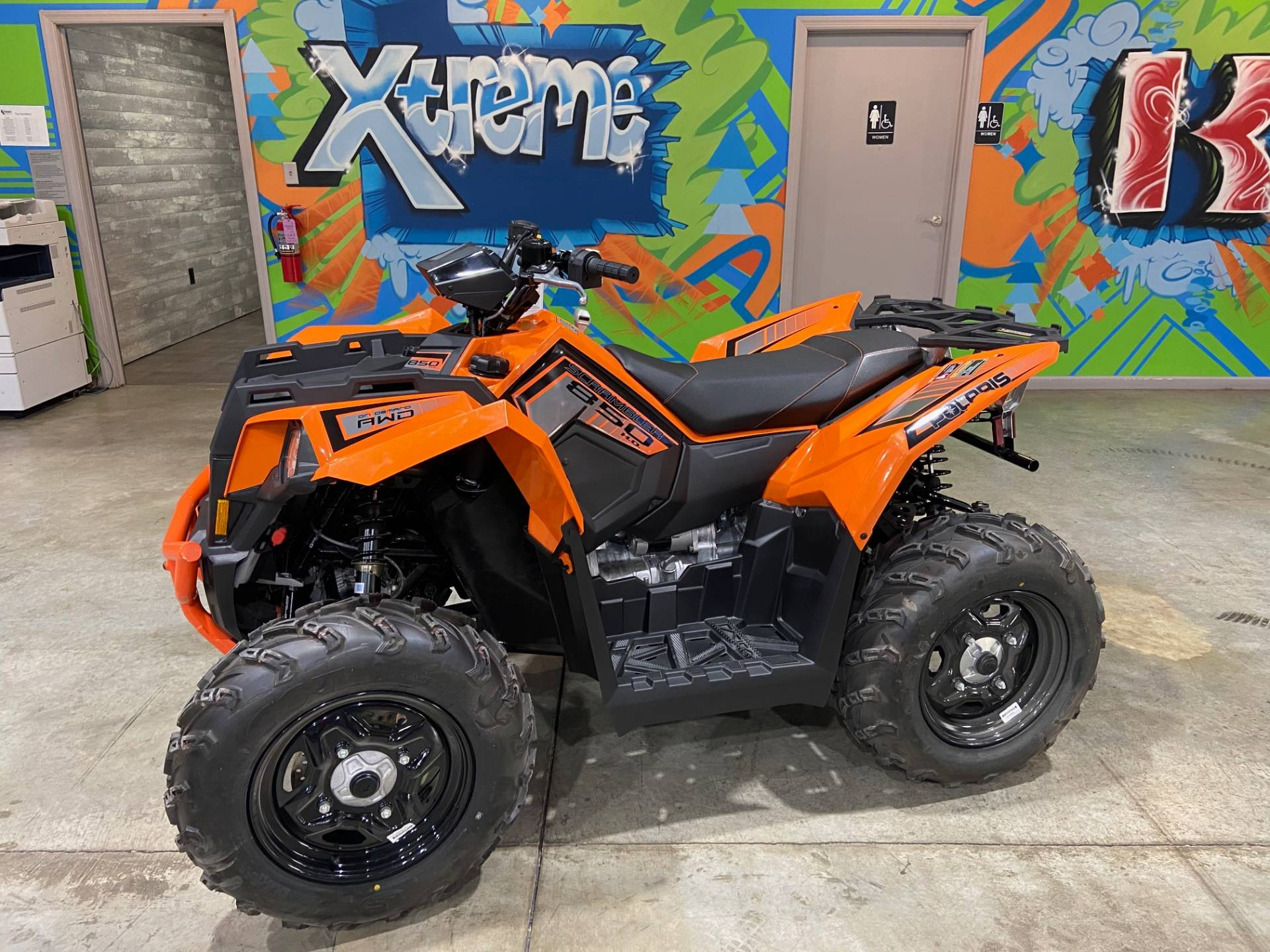 2021 Polaris Scrambler 850 in Claysville, Pennsylvania - Photo 1