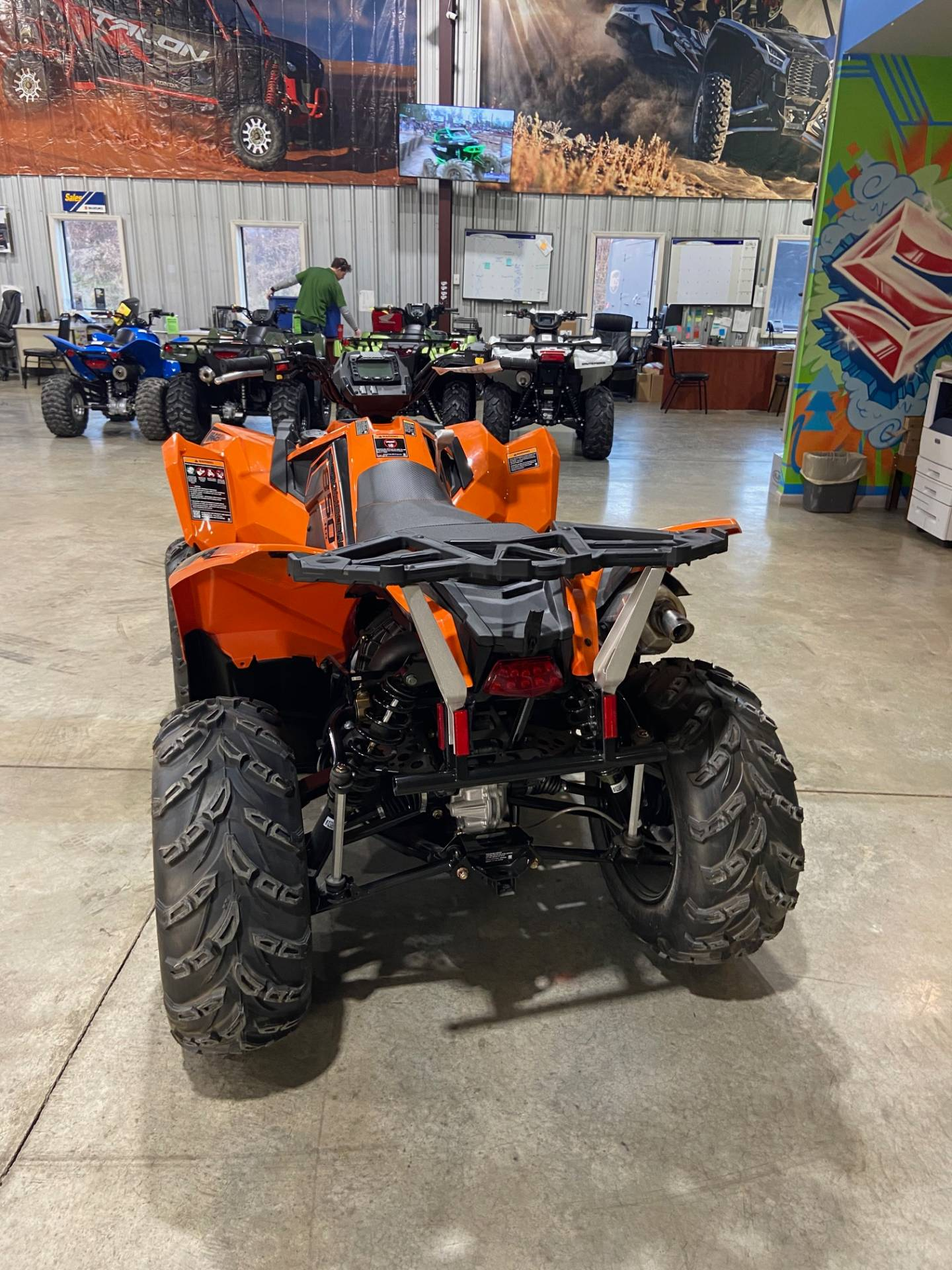 2021 Polaris Scrambler 850 in Claysville, Pennsylvania - Photo 5