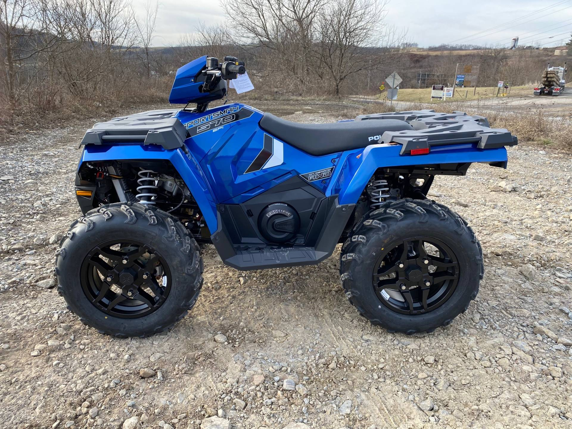 2020 Polaris Sportsman 570 Premium in Claysville, Pennsylvania - Photo 1