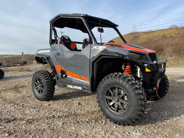 2020 Polaris General XP 1000 Deluxe Ride Command Package in Claysville, Pennsylvania - Photo 4