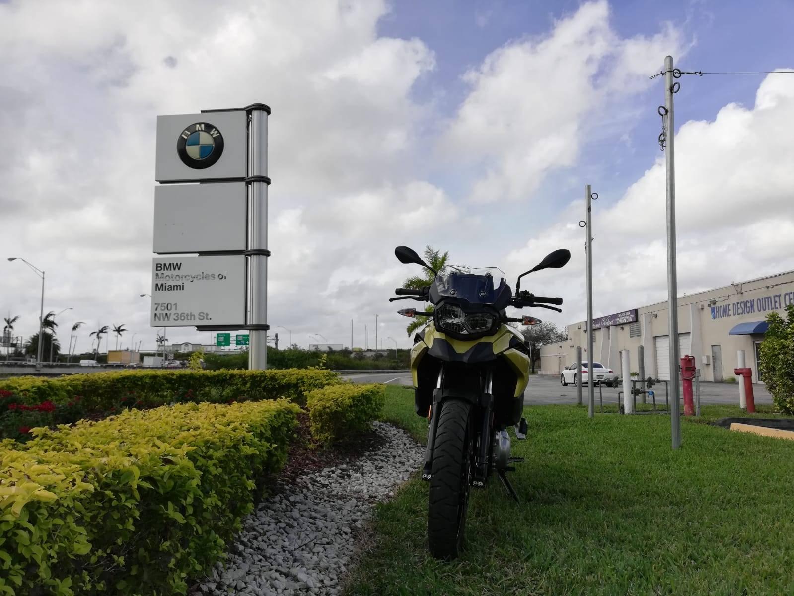 2019 BMW F 750 GS 4