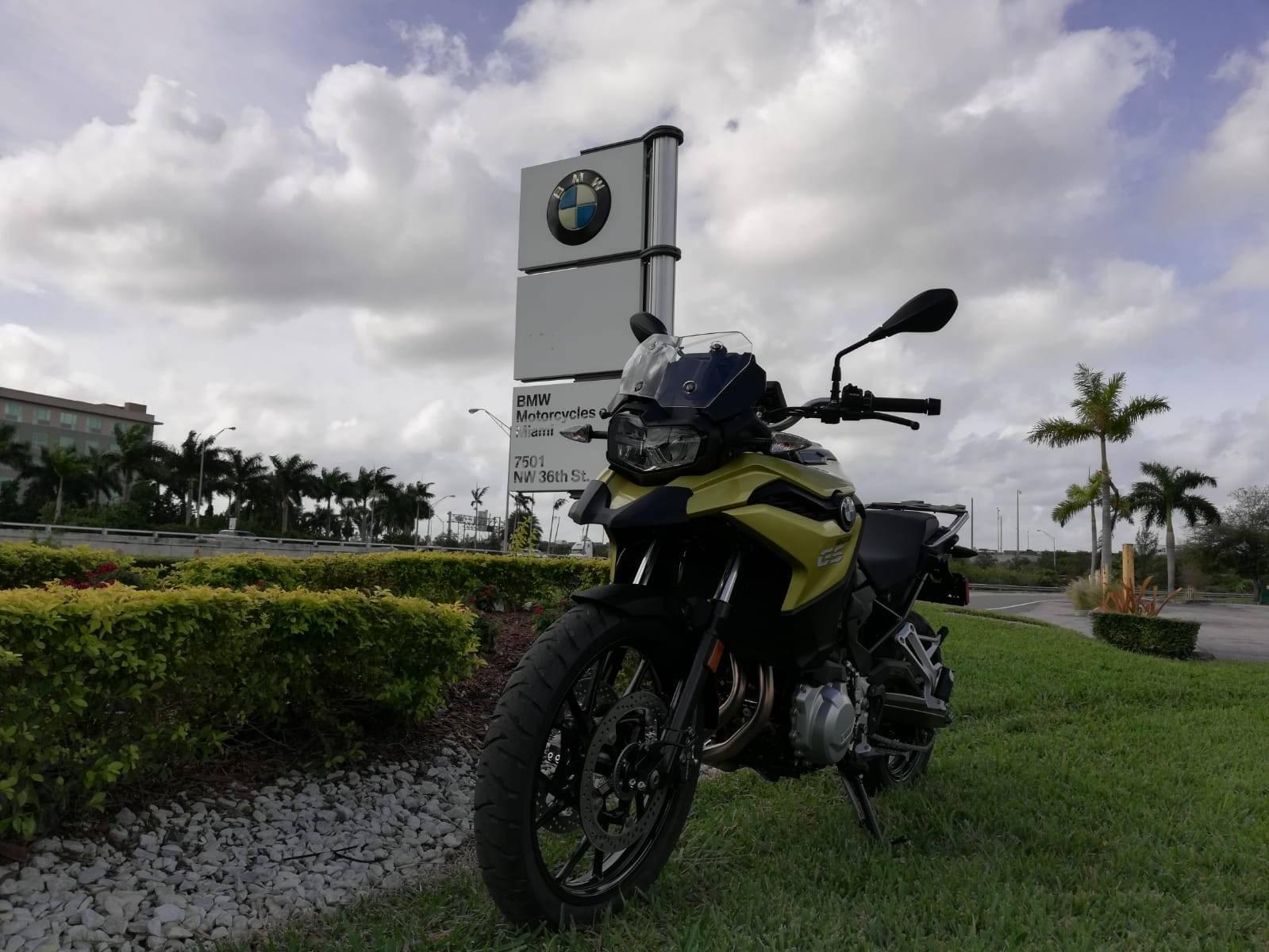 2019 BMW F 750 GS 5