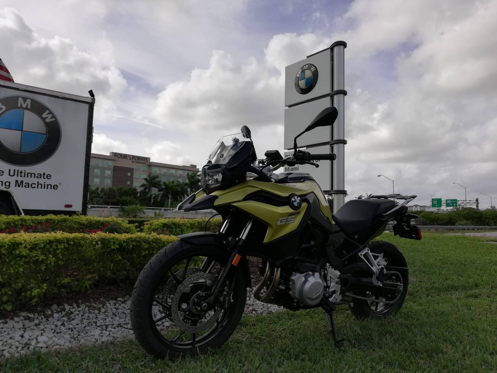 2019 BMW F 750 GS 6