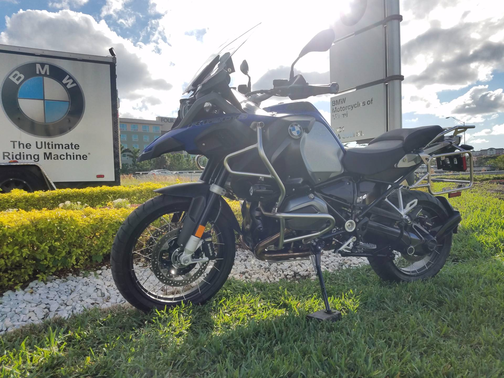 Used 2015 BMW R 1200 GSA For Sale, BMW R 1200GS Adventure For Sale, BMW Motorcycle R1200GSA, pre-owned BMW Motorcycle
