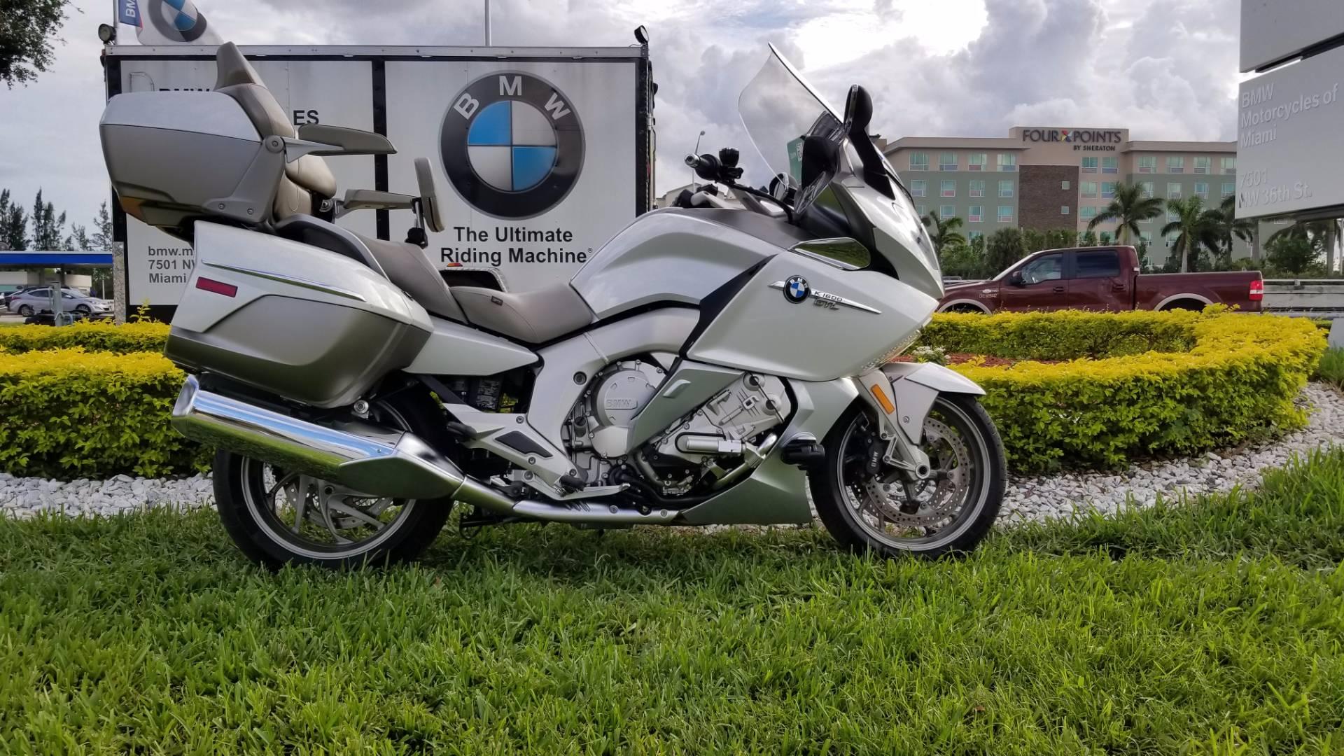 2014 K 1600 GTL Exclusive