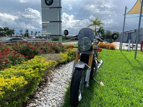 Used 2016 Triumph Thruxton 1200 R for sale,  2016 Triumph Thruxton 1200R for sale,  Triumph Thruxton1200R,  Used ThruxtonR, Cafe. Cruiser, BMW Motorcycles of Miami, Motorcycles of Miami, Motorcycles Miami, New Motorcycles, Used Motorcycles, pre-owned. #BMWMotorcyclesOfMiami #MotorcyclesOfMiami #Moto - Photo 2