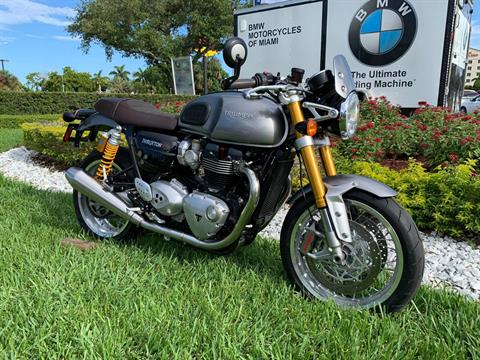 Used 2016 Triumph Thruxton 1200 R for sale,  2016 Triumph Thruxton 1200R for sale,  Triumph Thruxton1200R,  Used ThruxtonR, Cafe. Cruiser, BMW Motorcycles of Miami, Motorcycles of Miami, Motorcycles Miami, New Motorcycles, Used Motorcycles, pre-owned. #BMWMotorcyclesOfMiami #MotorcyclesOfMiami #Moto - Photo 24