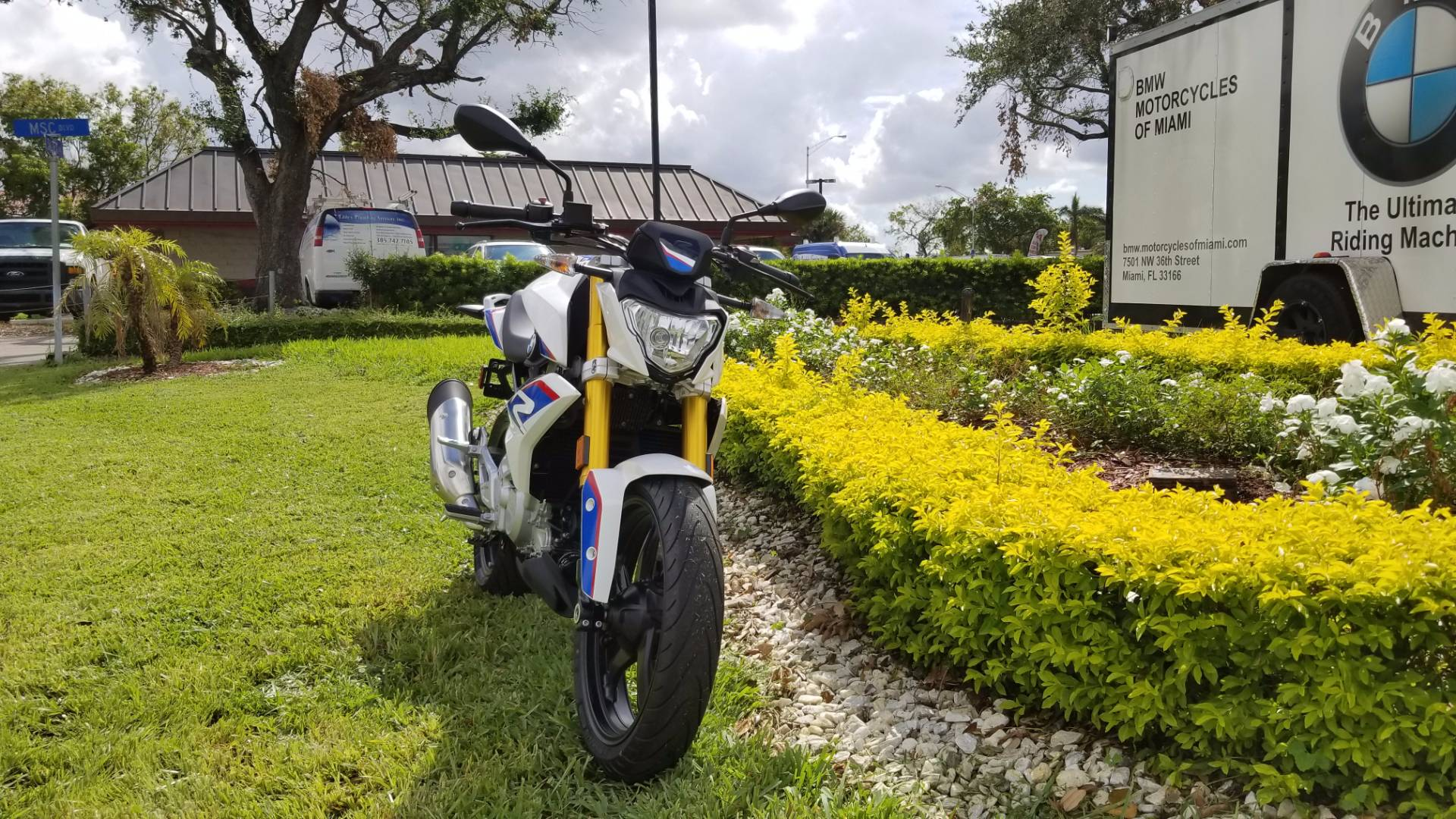 New 2018 BMW G 310 R Motorcycles in Miami, FL