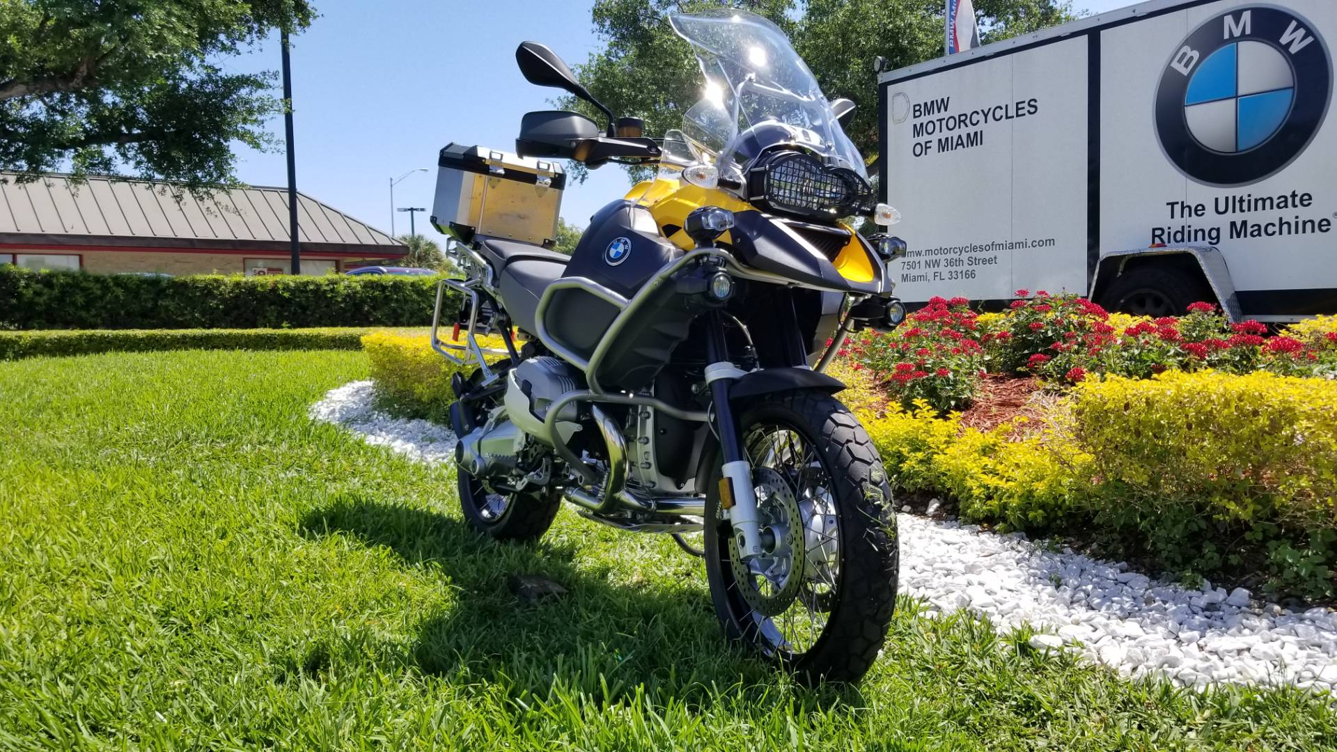 Used 2011 BMW R 1200 GSA For Sale, Pre owned BMW R 1200GSA For Sale, BMW Motorcycle R1200GSA, BMW Motorcycles of Miami, Motorcycles of Miami, Motorcycles Miami - Photo 1