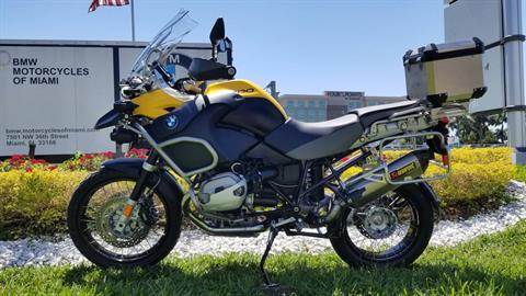 Used 2011 BMW R 1200 GSA For Sale, Pre owned BMW R 1200GSA For Sale, BMW Motorcycle R1200GSA, BMW Motorcycles of Miami, Motorcycles of Miami, Motorcycles Miami - Photo 2