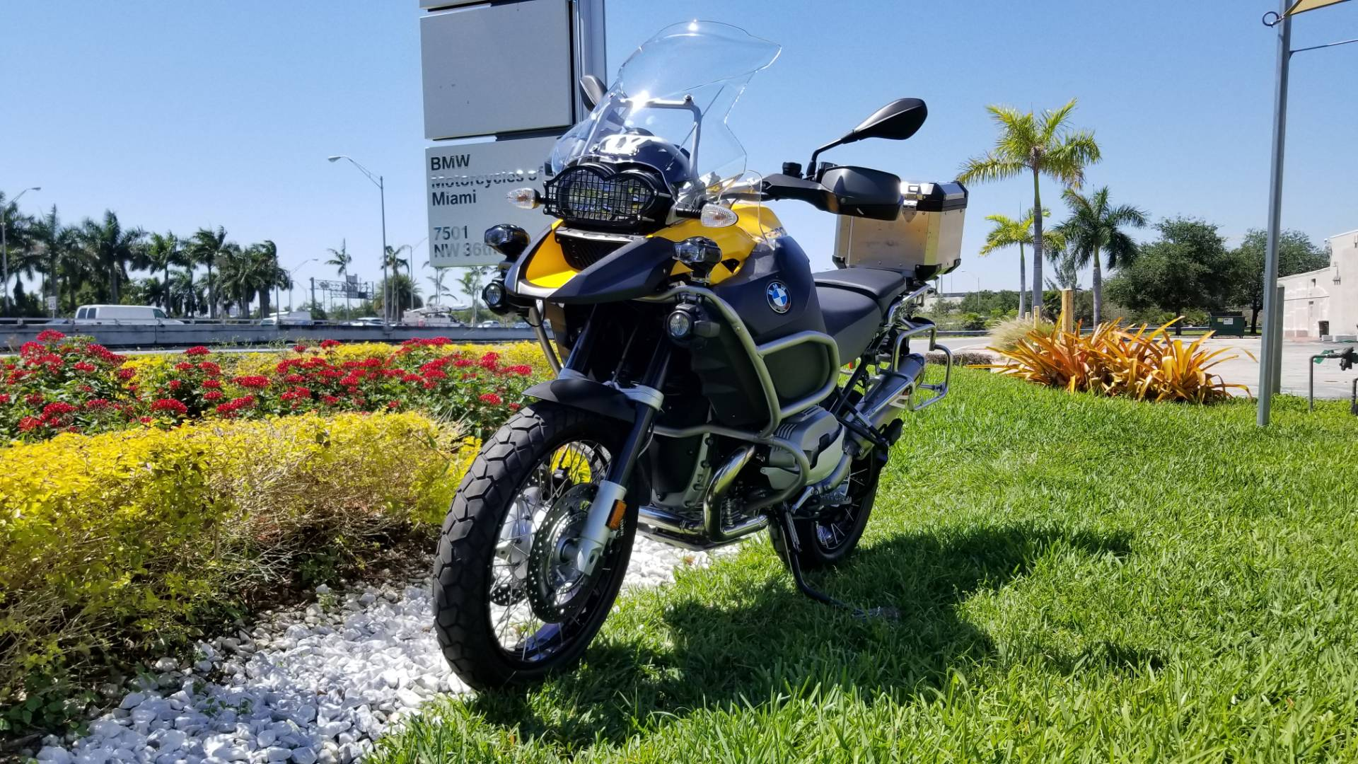 Used 2011 BMW R 1200 GSA For Sale, Pre owned BMW R 1200GSA For Sale, BMW Motorcycle R1200GSA, BMW Motorcycles of Miami, Motorcycles of Miami, Motorcycles Miami - Photo 3