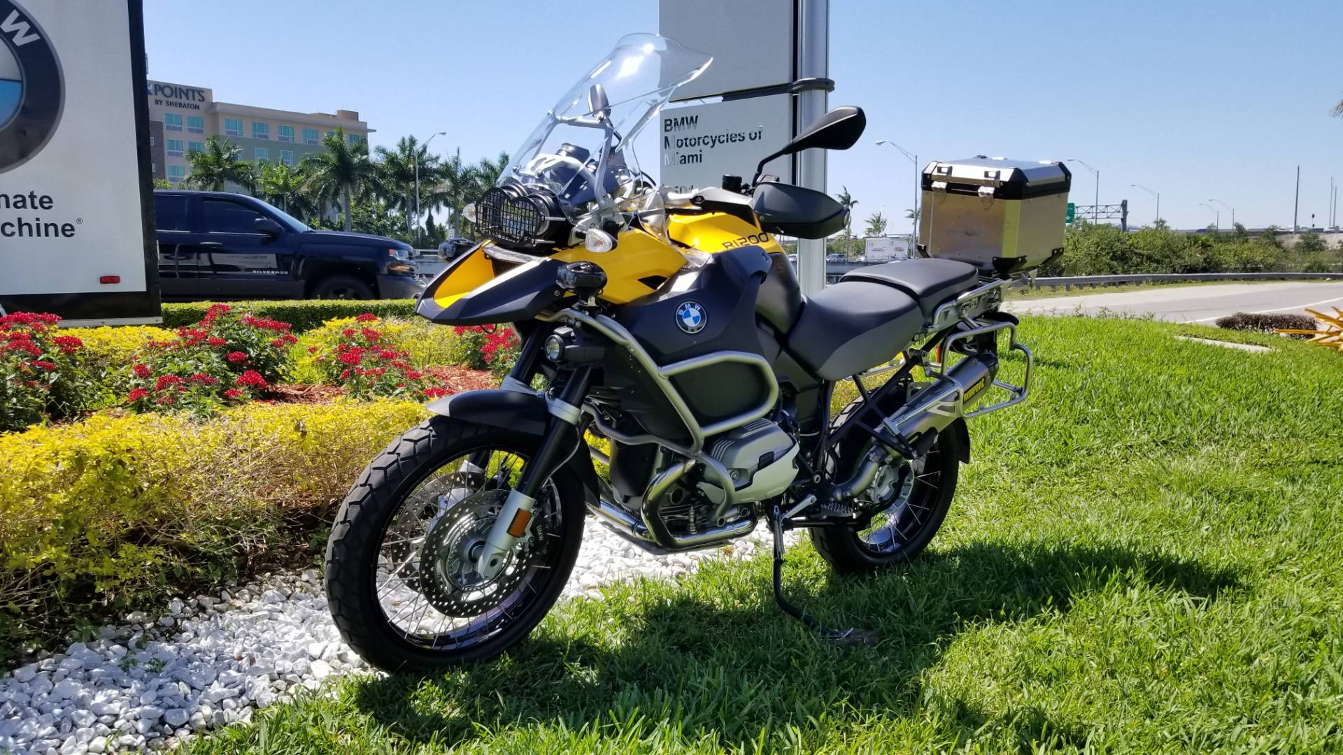 Used 2011 BMW R 1200 GSA For Sale, Pre owned BMW R 1200GSA For Sale, BMW Motorcycle R1200GSA, BMW Motorcycles of Miami, Motorcycles of Miami, Motorcycles Miami - Photo 4