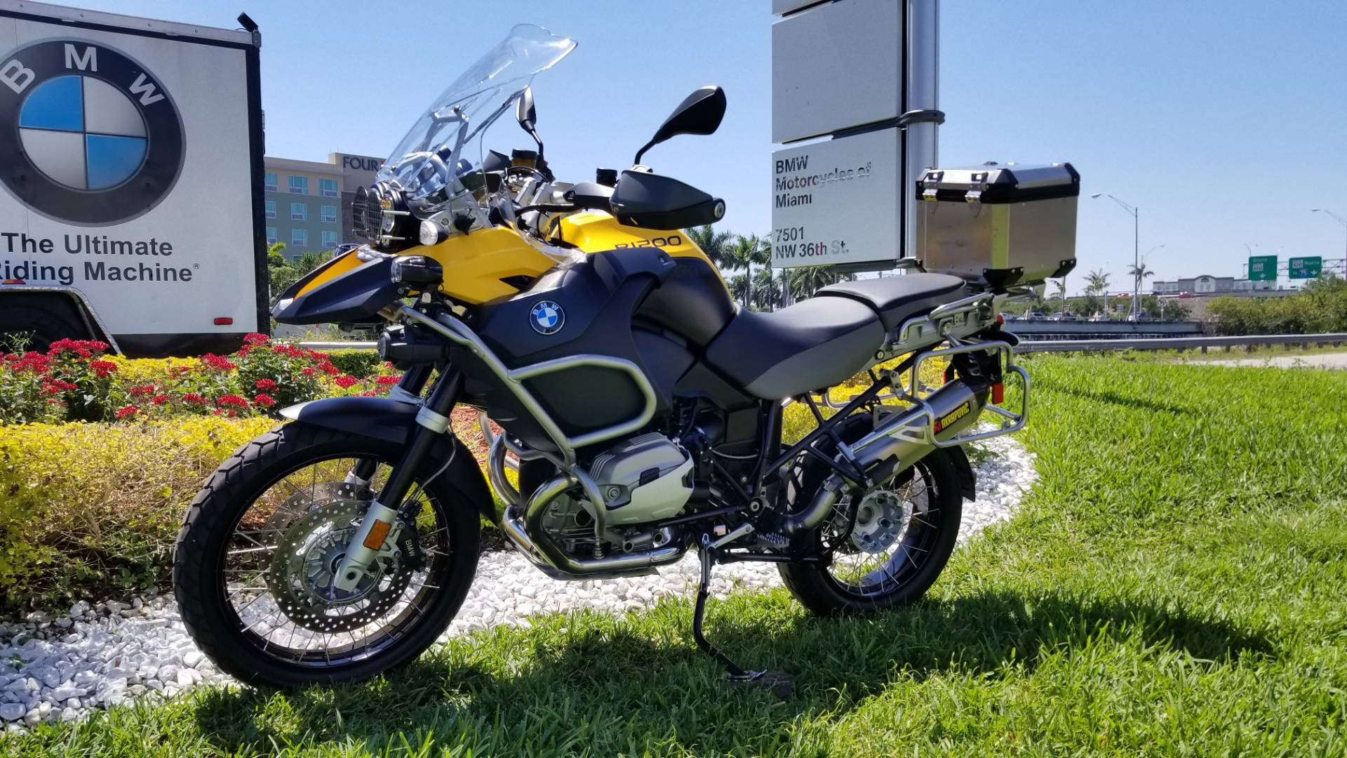 Used 2011 BMW R 1200 GSA For Sale, Pre owned BMW R 1200GSA For Sale, BMW Motorcycle R1200GSA, BMW Motorcycles of Miami, Motorcycles of Miami, Motorcycles Miami - Photo 5