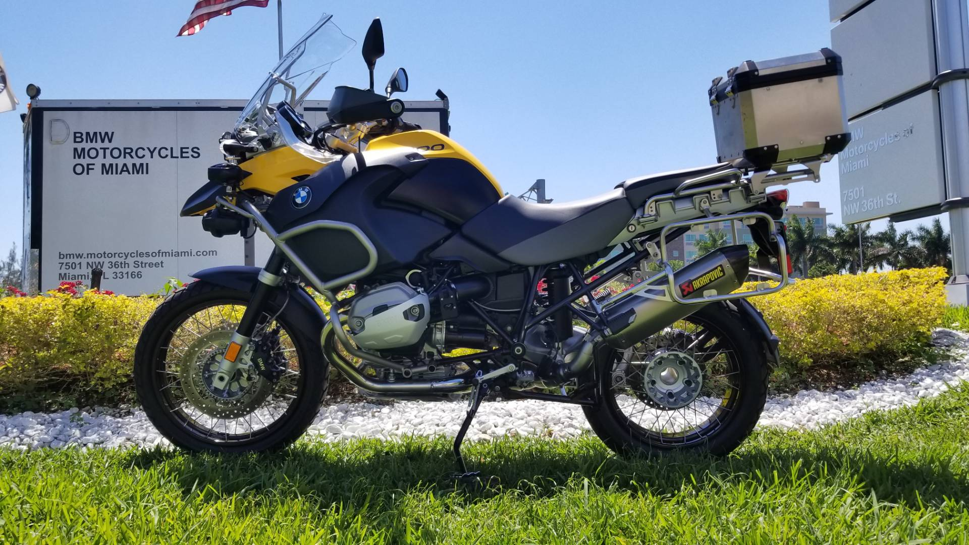Used 2011 BMW R 1200 GSA For Sale, Pre owned BMW R 1200GSA For Sale, BMW Motorcycle R1200GSA, BMW Motorcycles of Miami, Motorcycles of Miami, Motorcycles Miami - Photo 8