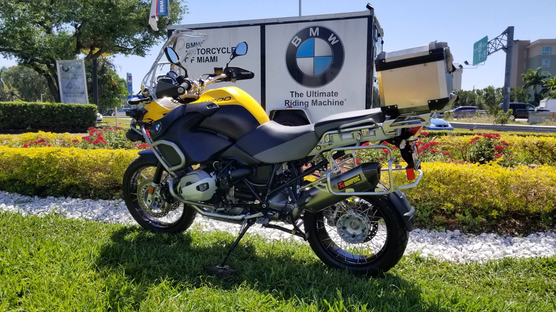 Used 2011 BMW R 1200 GSA For Sale, Pre owned BMW R 1200GSA For Sale, BMW Motorcycle R1200GSA, BMW Motorcycles of Miami, Motorcycles of Miami, Motorcycles Miami - Photo 9