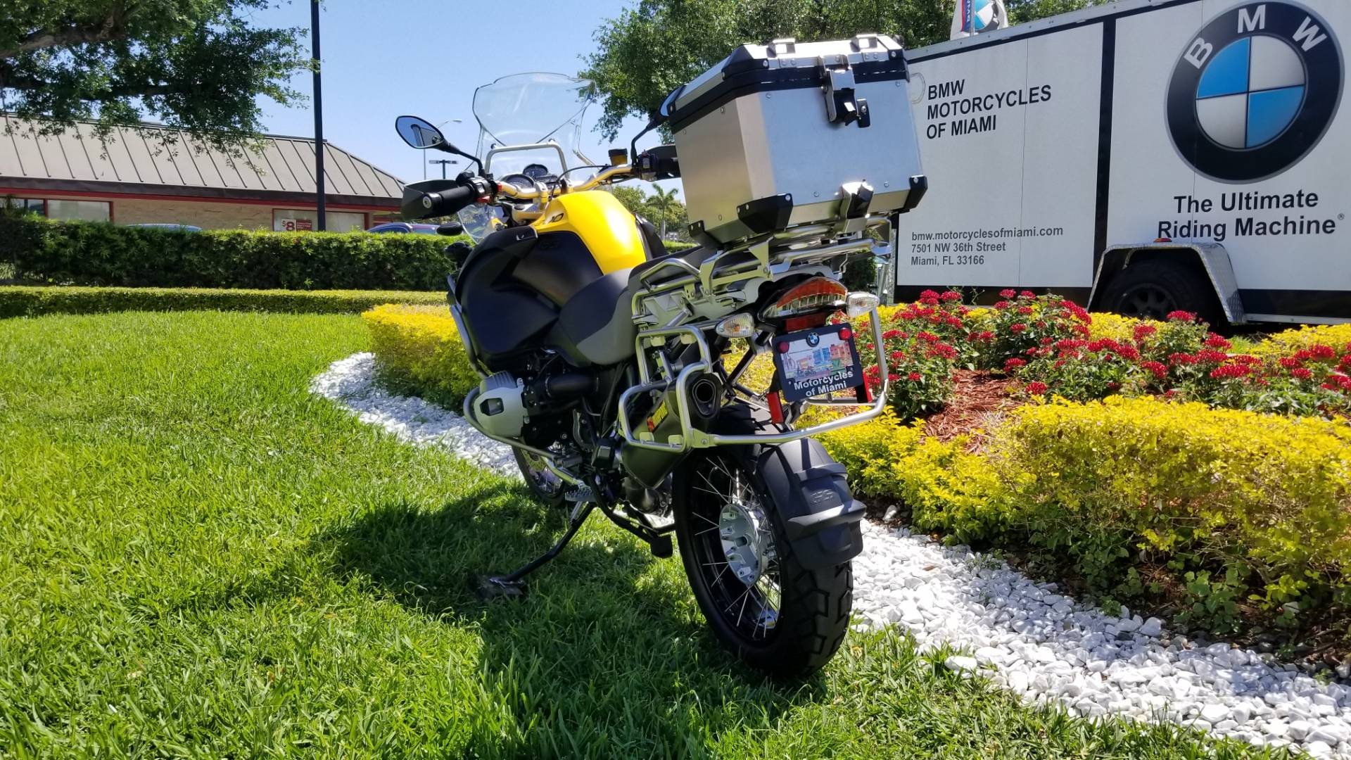 Used 2011 BMW R 1200 GSA For Sale, Pre owned BMW R 1200GSA For Sale, BMW Motorcycle R1200GSA, BMW Motorcycles of Miami, Motorcycles of Miami, Motorcycles Miami - Photo 11