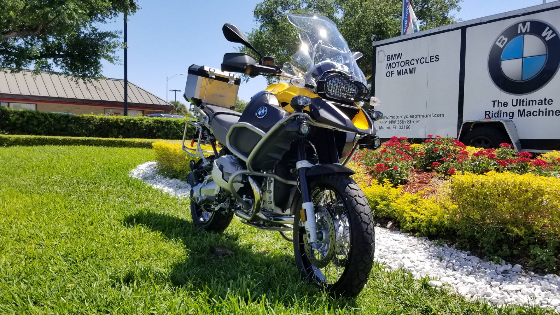Used 2011 BMW R 1200 GSA For Sale, Pre owned BMW R 1200GSA For Sale, BMW Motorcycle R1200GSA, BMW Motorcycles of Miami, Motorcycles of Miami, Motorcycles Miami - Photo 12